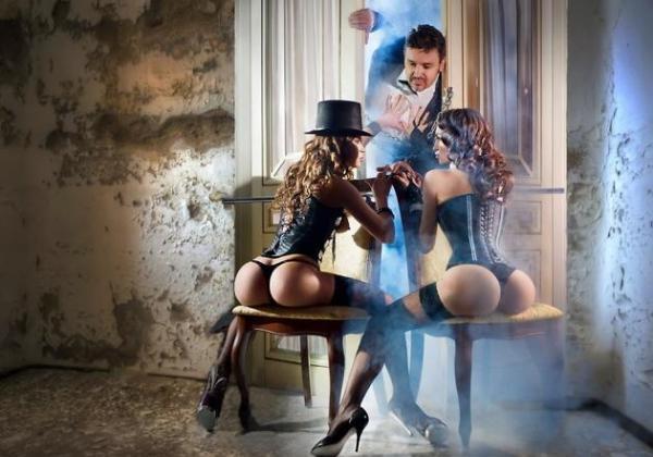 Trio Erotik Zamanı